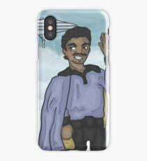 Lando in the Clouds (no quote) iPhone Case/Skin