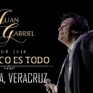Juan Gabriel Tour 2016 by gudel