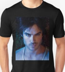 Ian Somerhalder  - The Vampire Diaries T-Shirt