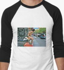 ESCAPE FROM NEW YORK TARZAN Men's Baseball ¾ T-Shirt