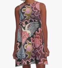 Galah Yellagarn A-Line Dress