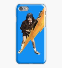 Angus Lighting Young  iPhone Case/Skin