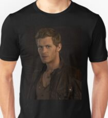 josephmorgan jacket the vampire diaries klaus Unisex T-Shirt