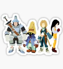 Final Fantasy IX Sticker