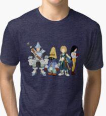 Final Fantasy IX Tri-blend T-Shirt