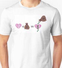 Broken Heart Money T-Shirt
