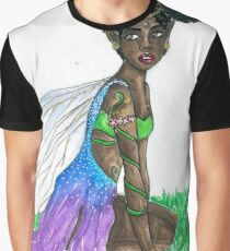 gold faerie Graphic T-Shirt