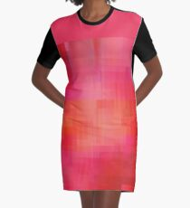 Corrupted Sex Tape Graphic T-Shirt Dress
