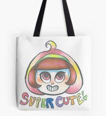 Popping Super Cute Girl! Tote Bag