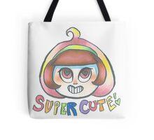 Popping Super Cute Girl! Tote Bag