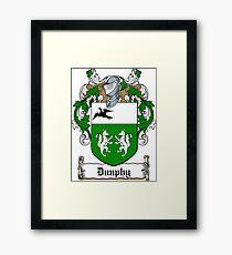 Dunphy (Ref Murtaugh) Framed Print