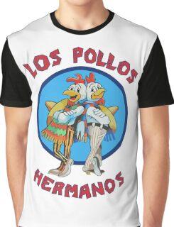 Los pollos hermanos   Breaking Bad [HD] Graphic T-Shirt