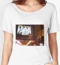 Leap Women's Relaxed Fit T-Shirt