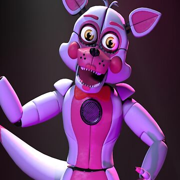 Funtime Foxy by CrescentPon3