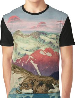 Winter in Keiisino Graphic T-Shirt