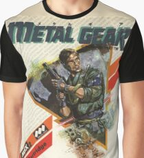 metal gear Graphic T-Shirt