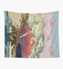 Winter in Keiisino Wall Tapestry