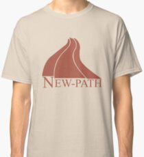 New Path Symbol a Scanner Darkly Classic T-Shirt