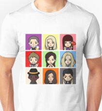 Camiseta unisex Chica perdida