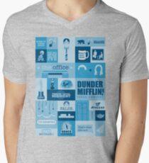 The Office Men's V-Neck T-Shirt