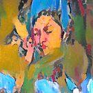 The Smoker by David Bath