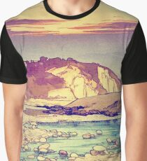 Sunset at Yuke Graphic T-Shirt