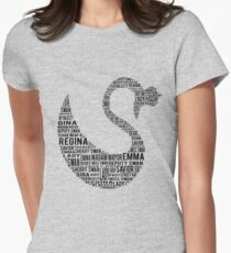 Swan Queen - Nicks And Names T-Shirt