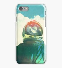 God is an astronaut iPhone Case/Skin