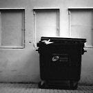 Bin in Black & White by DelayTactics