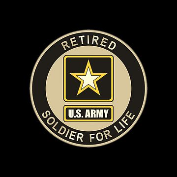 Army - Soldier For Life by carrollhentz