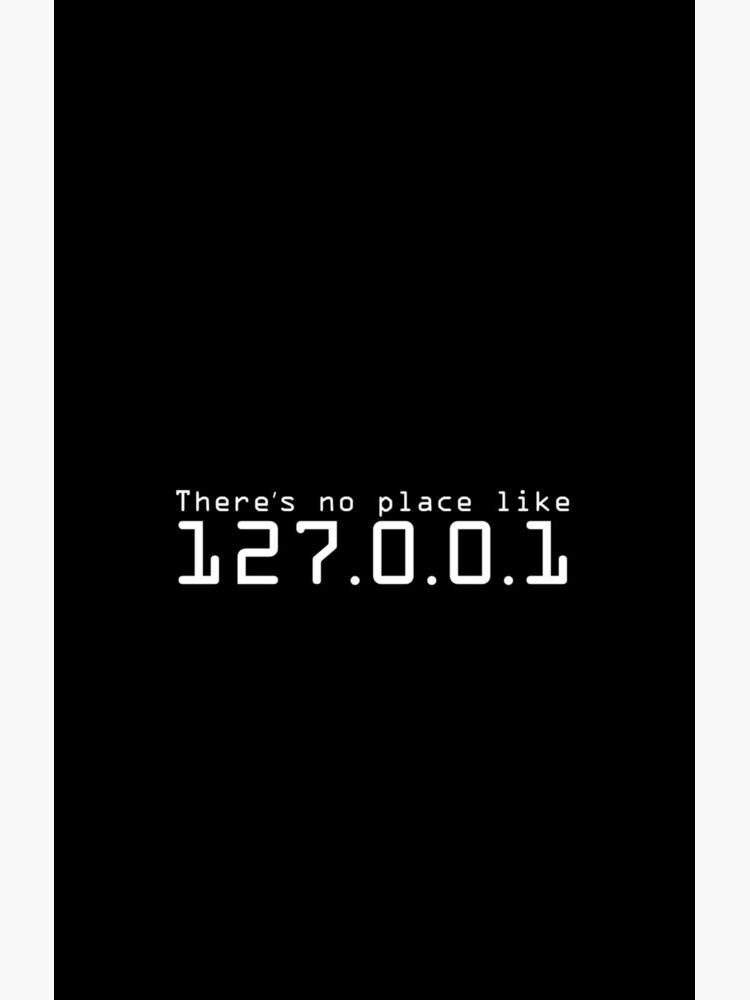 Es gibt keinen Platz wie 127.0.0.1 - Hacker-Leben von elvinasuandhini