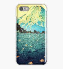 Waddling through Kennijo Lake iPhone Case/Skin