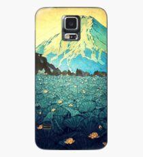 Waddling through Kennijo Lake Case/Skin for Samsung Galaxy