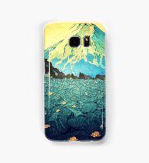 Waddling through Kennijo Lake Samsung Galaxy Case/Skin