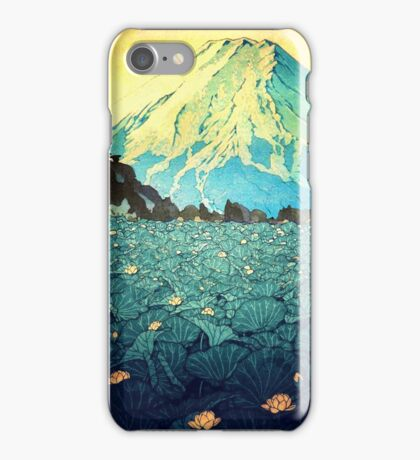 Waddling through Kennijo Lake iPhone Case/Skin