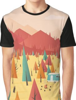 Go out Graphic T-Shirt