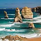 Twelve Apostles, Great Ocean Road, Victoria. by johnrf