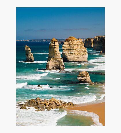 Twelve Apostles, Great Ocean Road, Victoria. Photographic Print