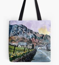 """A Host of Golden Daffodils"" Coniston, Lake District, Cumbria Tote Bag"