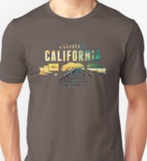 California Railway Unisex T-Shirt