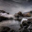 The Big Splash ~ Oregon Coast ~ by Charles & Patricia   Harkins ~ Picture Oregon