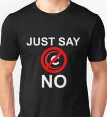 Just say no Comcast shirt (dark shirts) Unisex T-Shirt