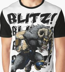 Blitz - chaos rule number 1 Graphic T-Shirt