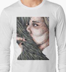 Hanna (Noir) Long Sleeve T-Shirt