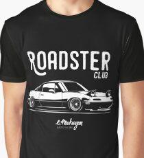 Roadster club. MX5 Miata Graphic T-Shirt