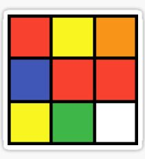 Rubik Sticker