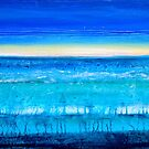 Blue Art by Kathie Nichols