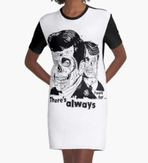 There's always room for... Vestido camiseta