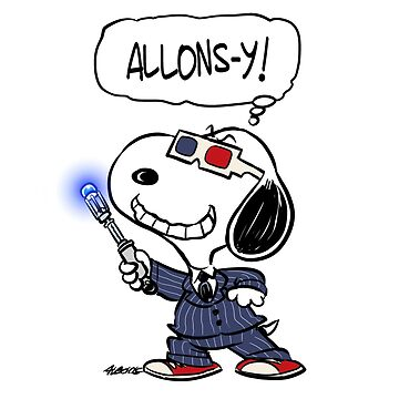 Allons-y! by Albo1980