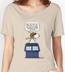 The time war hero Women's Relaxed Fit T-Shirt